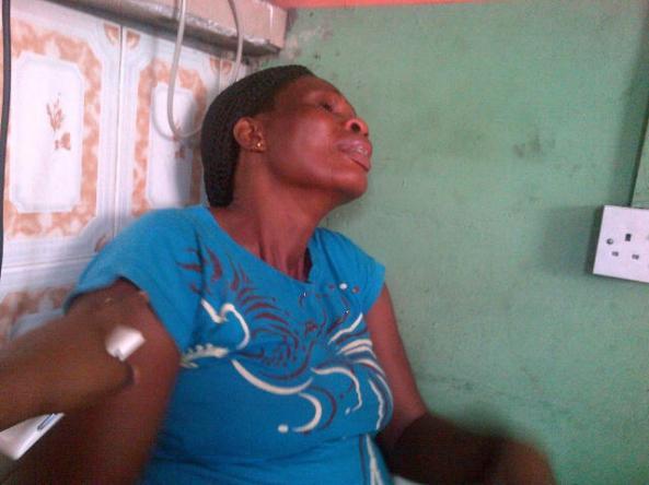 Mrs. Bridget Nwoye